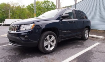 Lehighton Client Upgrades Jeep Compass Navigation System