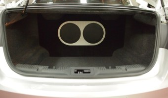 Norwalk CT Client Adds Ford Taurus Audio Upgrades