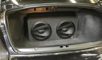 Albrightsville Client Upgrades 2011 Mitsubishi Lancer Audio System