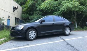 Volkswagen Jetta Remote Starter And Tint Addition To Shop Demo Vehicle
