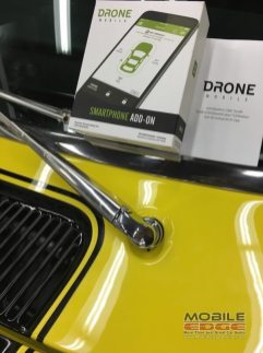 Camaro RS DroneMobile