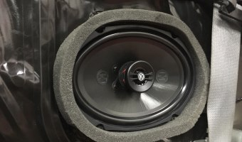 Ford F-150 Audio Upgrades For Repeat Summit Hill Client