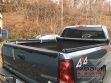 Chevrolet Silverado Bed Cover