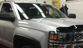 Chevrolet Silverado Truck Accessories for Lehighton Client