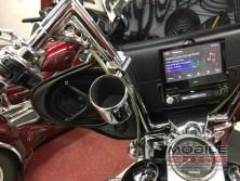Harley-Davidson Road King Stereo