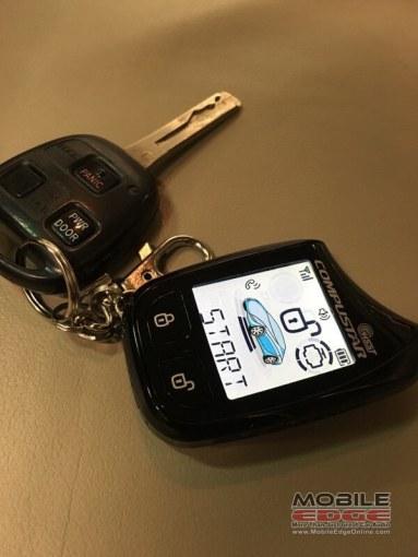 Lexus RX350 Remote Starter