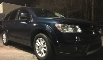 Tamaqua Client Comes To Mobile Edge for Dodge Journey Remote Start