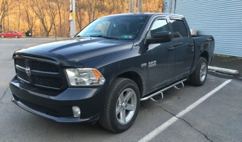 Dodge Ram Truck Accessories for Repeat Client from Lehighton