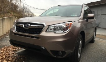 Lehighton Client Gets Stealthy Subaru Forester Audio System