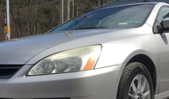 Honda Accord Radio Upgrade for Allentown Client