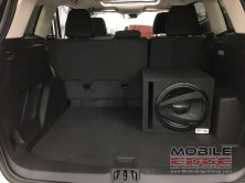 Ford Edge Subwoofer