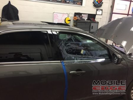 Ford Fusion Hybrid Remote Start System