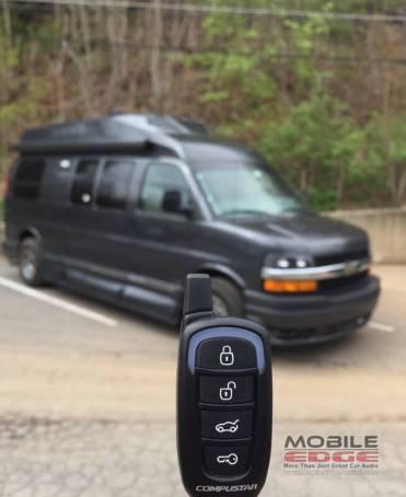 Chevrolet Express Remote Start