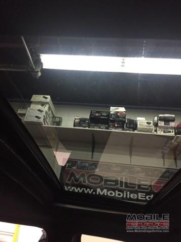 Toyota Tacoma Window Tint