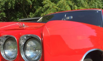 Palmerton Client Gets Classic Chevy Chevelle Audio System