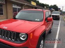 Jeep Renegade Window Tint