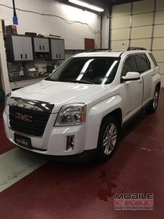 GMC Terrain Window Tint