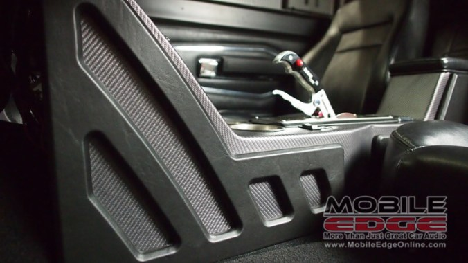Classic Dodge Charger Audio