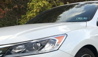 Huntington Valley Client Adds Honda Accord Remote Starter