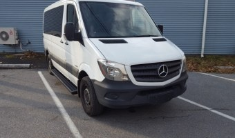 Lehighton Clients Adds Mercedes Sprinter Truck Accessories