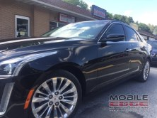 Cadillac CTS Window Tint