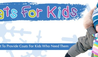 Coats for Kids Celebrates 10 Years at Mobile Edge!