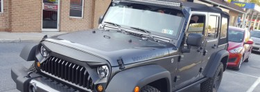 Jeep Wrangler Styling