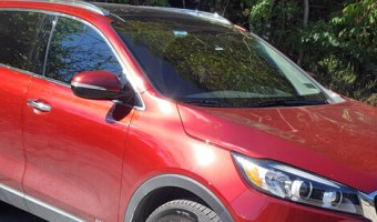 Kia Sorrento Remote Starter and Window Tint for Summit Hill Client