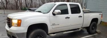 2008 GMC 3500
