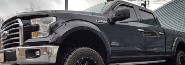 Ford F150 Tint