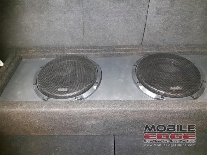 Ford Explorer Audio