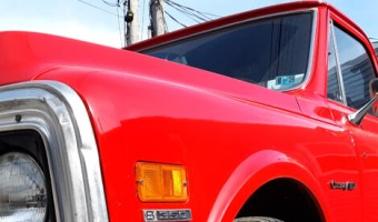 Custom Door Panels for Tamaqua Chevrolet C10 Pickup