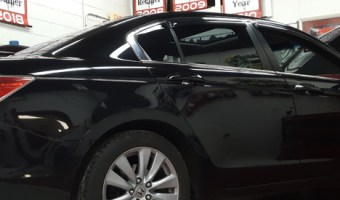 Palmerton Client Gets Audio Makeover in 2011 Honda Accord