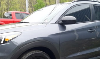 3M Color Stable Window Tint Upgrade for 2019 Hyundai Tucson