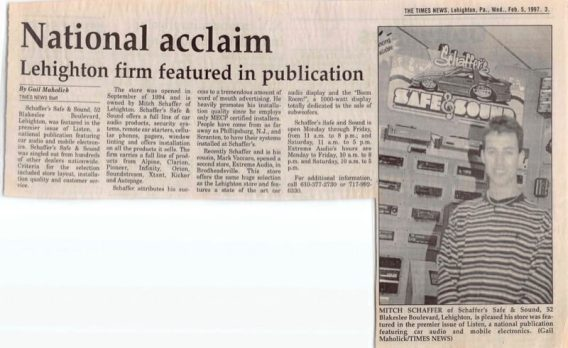 Article about an article