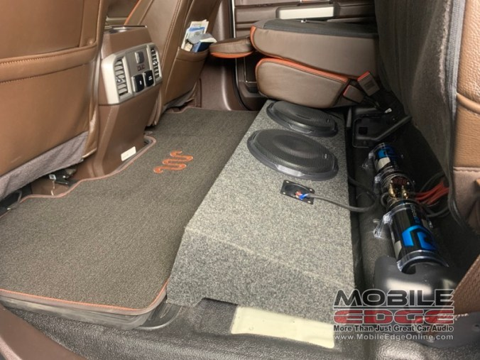 F-450 Stereo