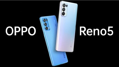 Photo of The Oppo unveiled oppo Reno5 5G and Reno5 Pro 5G with 90Hz OLED screens and 65W charging
