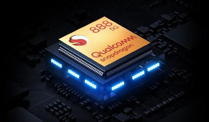 Xiaomi mi 11 chipset