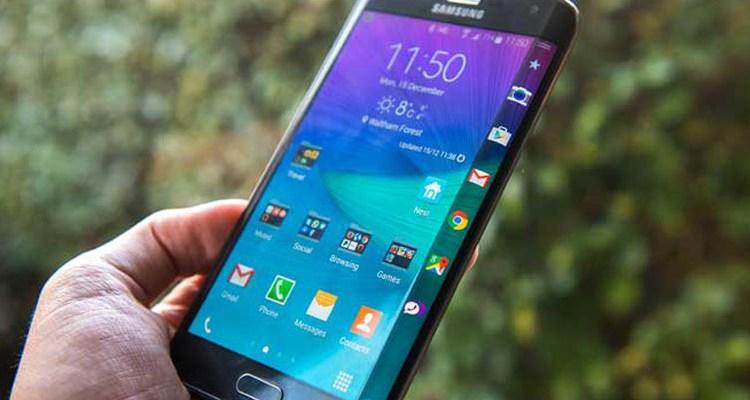 Samsung Galaxy Note 8 smartphone