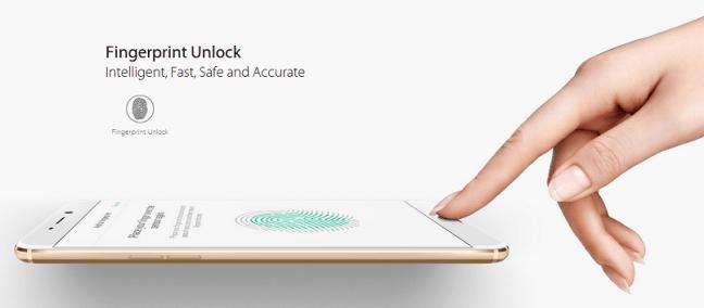 oppo f1 plus fingerprint Unlock