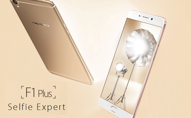 oppo f1 plus official photo