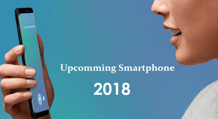 upcomming smartphone in 2018 Picture