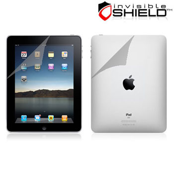 InvisibleShield for iPad