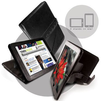 Tuff-Luv Napa Leather iPad Case