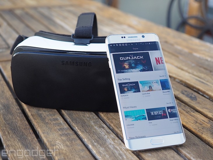 Samsung Gear VR: the perfect intro to virtual reality