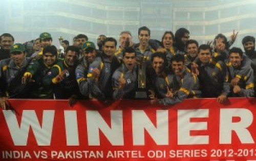 Pak vs India Airtel series 2012-13