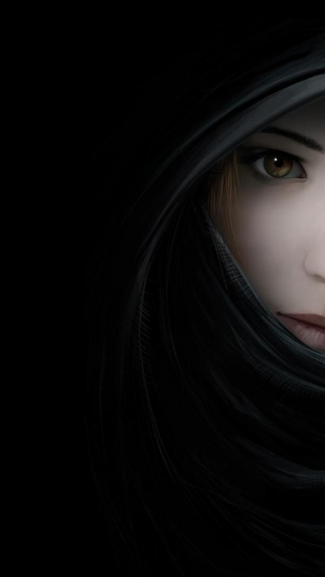 Women-Closeup-iPhone-Wallpaper