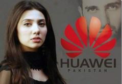 The Pakistani Celebrity Mahira Khan Becomes the Face of Huawei