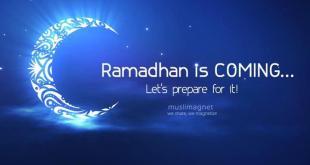 Ramadan comes