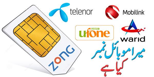 How to check your own mobile phone (SIM) number